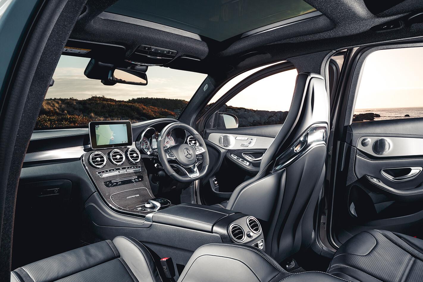 Mercedes Amg Glc Interior Jpg