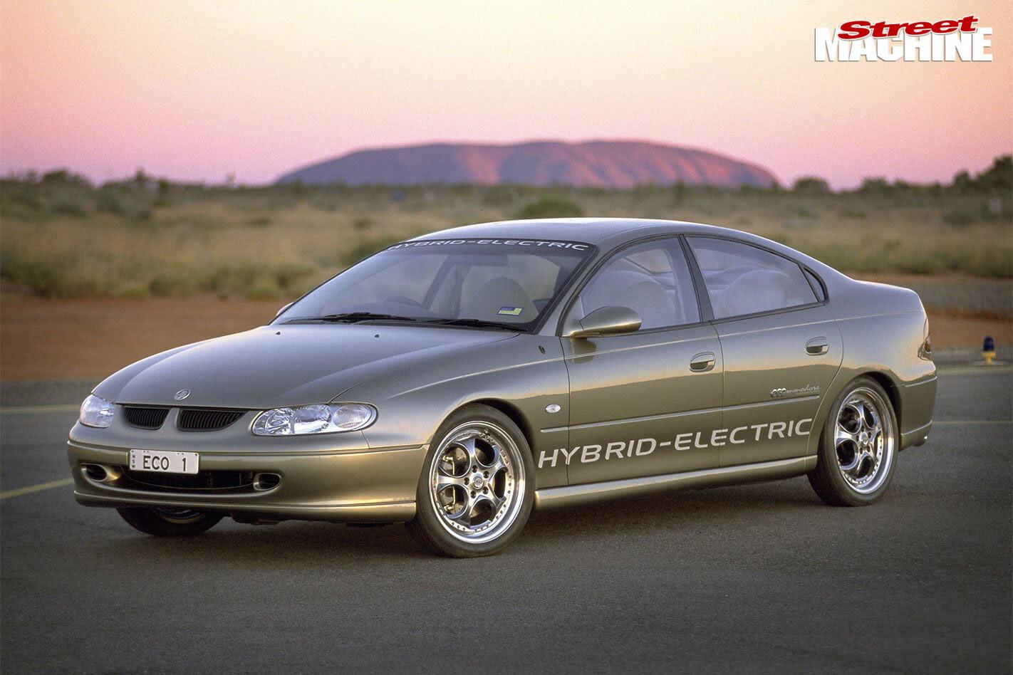 Holden ECommodore