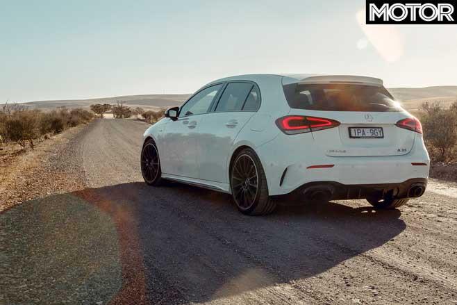 Performance Car Of The Year 2020 Mercedes AMG A 35 Jpg