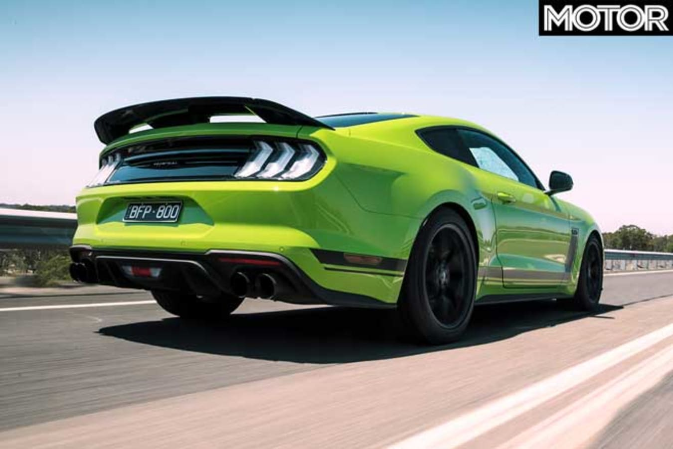 Ford Mustang R Spec Drive Test Jpg