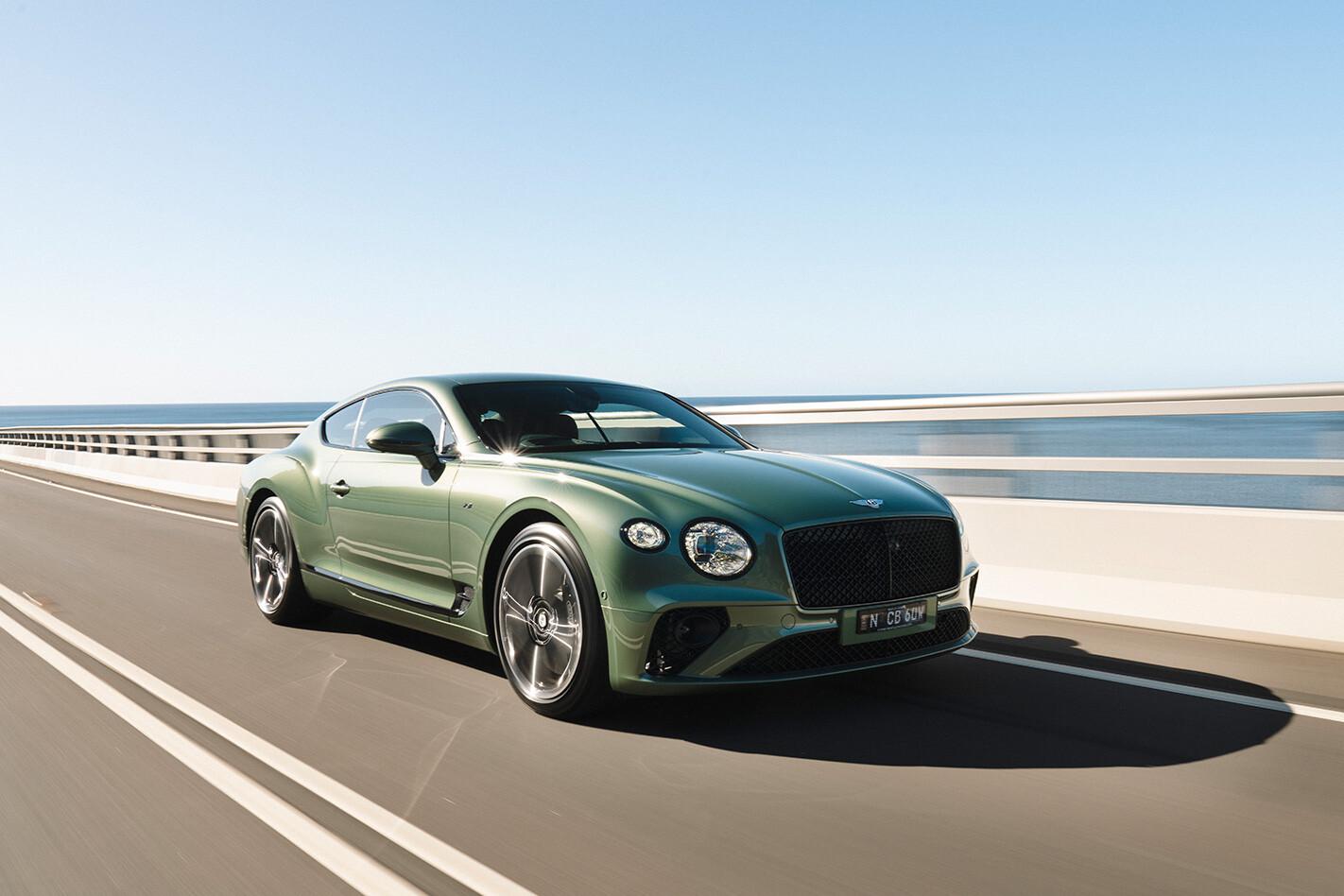 Bentley Continental GT V 8 Cover MAIN Jpg