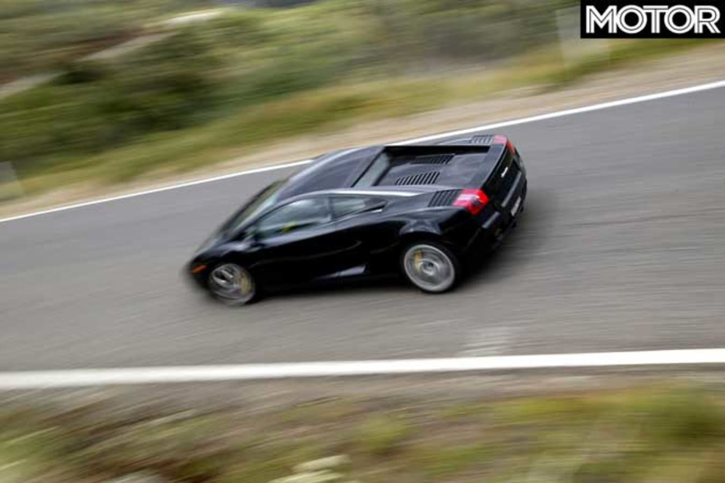 Performance Car Of The Year 2004 Winner Lamborghini Gallardo Top Road Drive Jpg