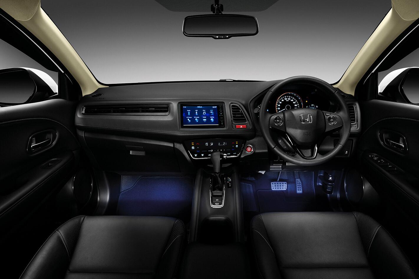 Honda Hr V Vti L Interior Jpg