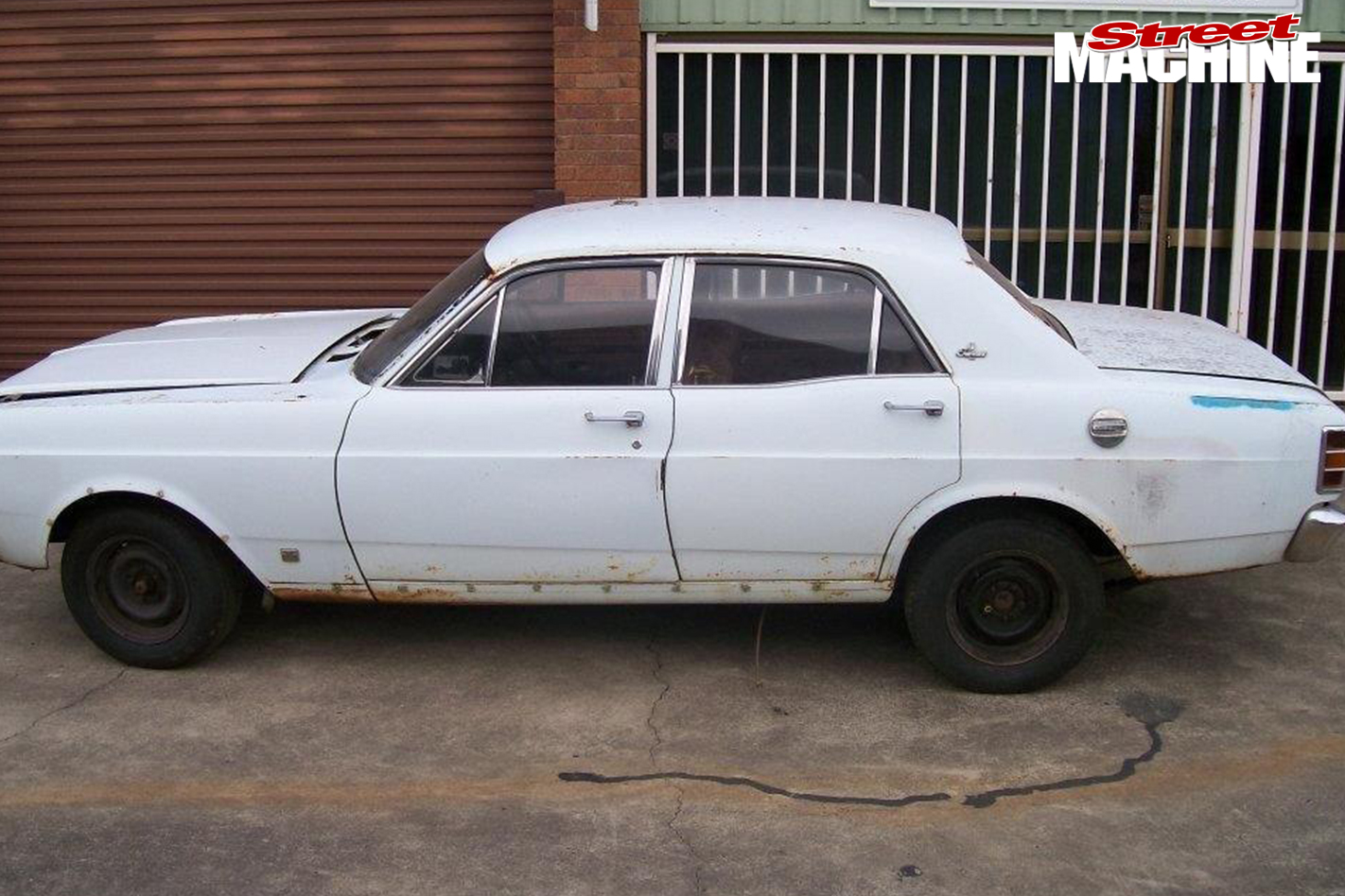 Ford -Falcon -XY-before