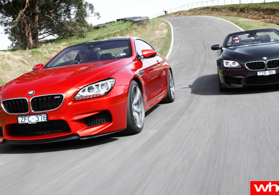 In pics: Wheels review BMW's new M6