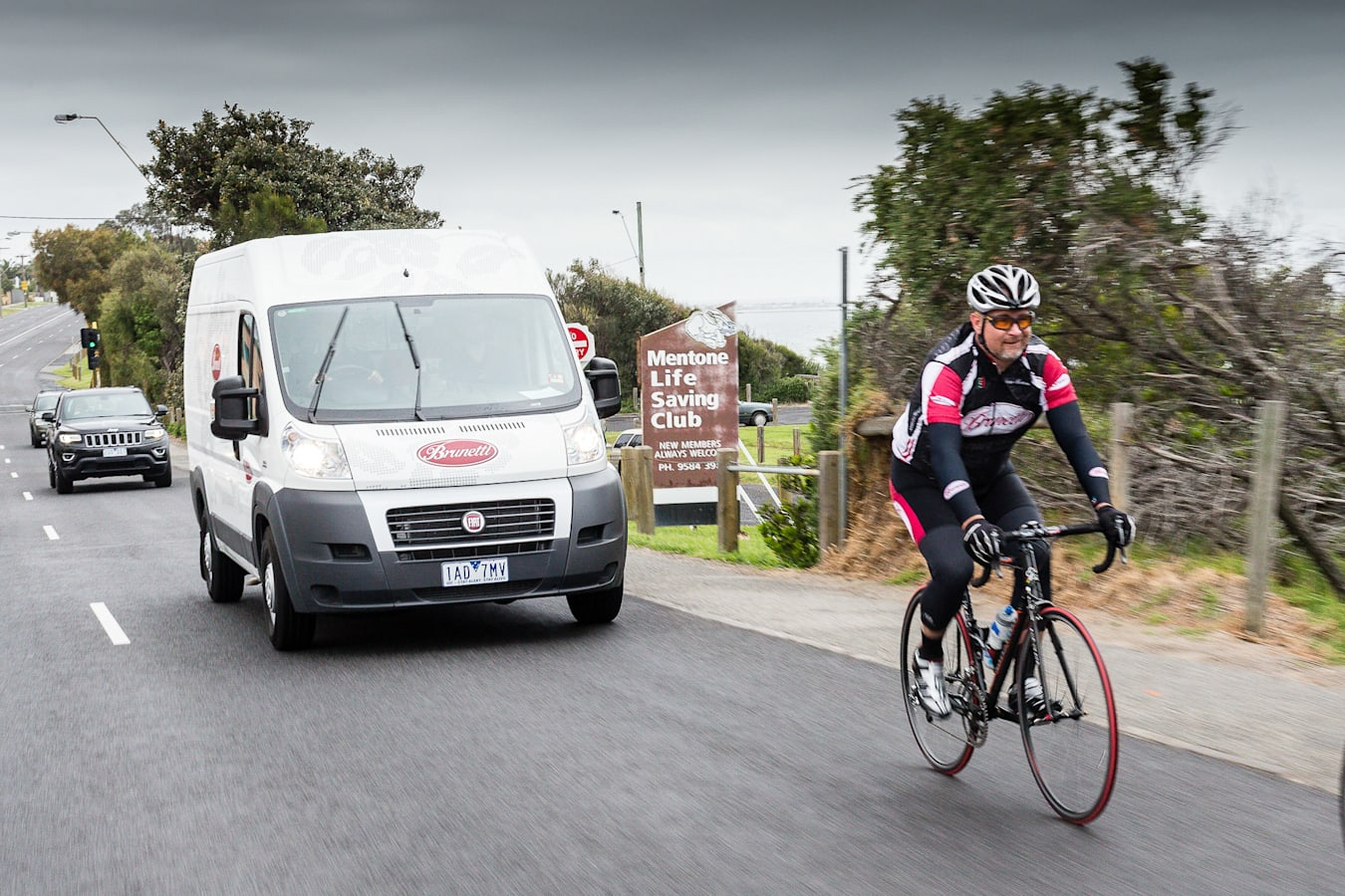 Road cycling Melbourne