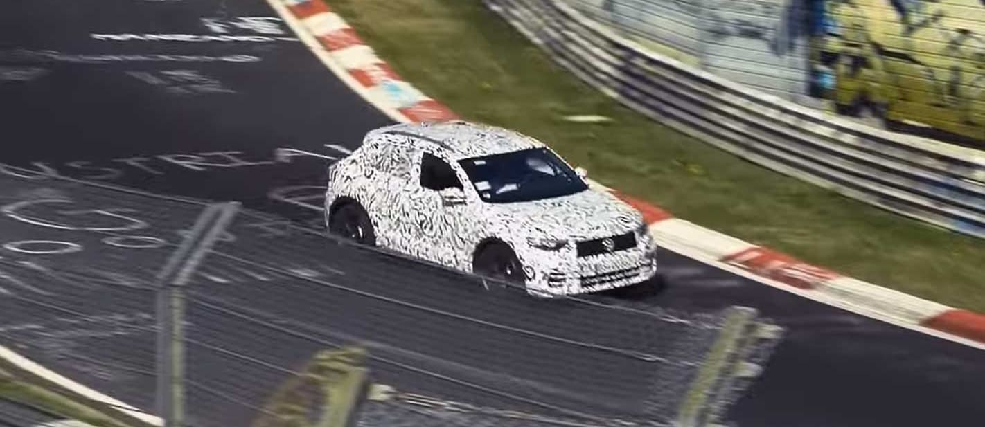 Volkswagen confirms T-Roc R with Nurburgring video