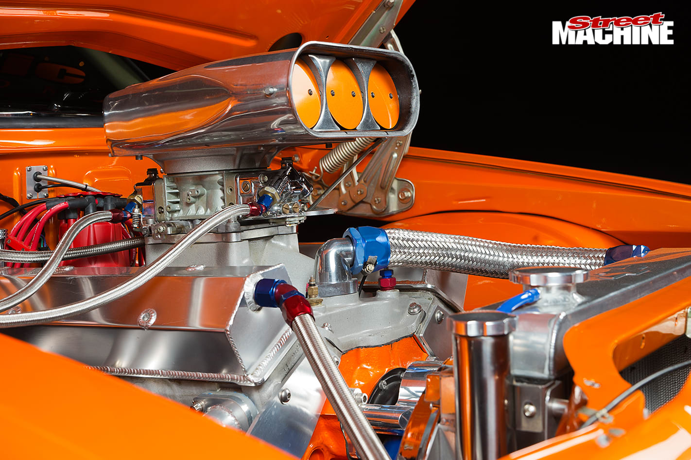 400-Cube -Holden -HQ-One -Tonner -engine