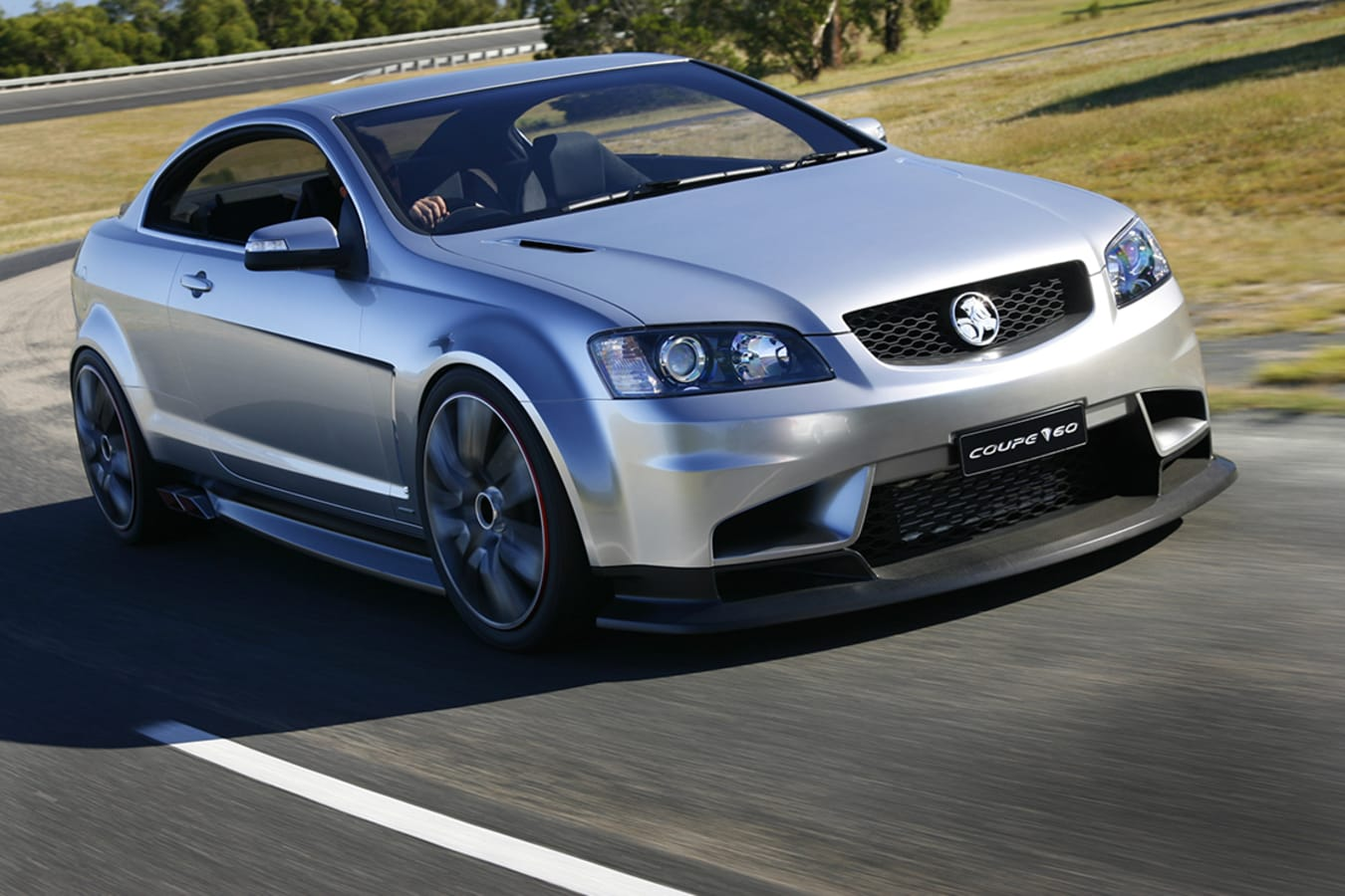 Holden Coupe 60 Concept Driving Jpg