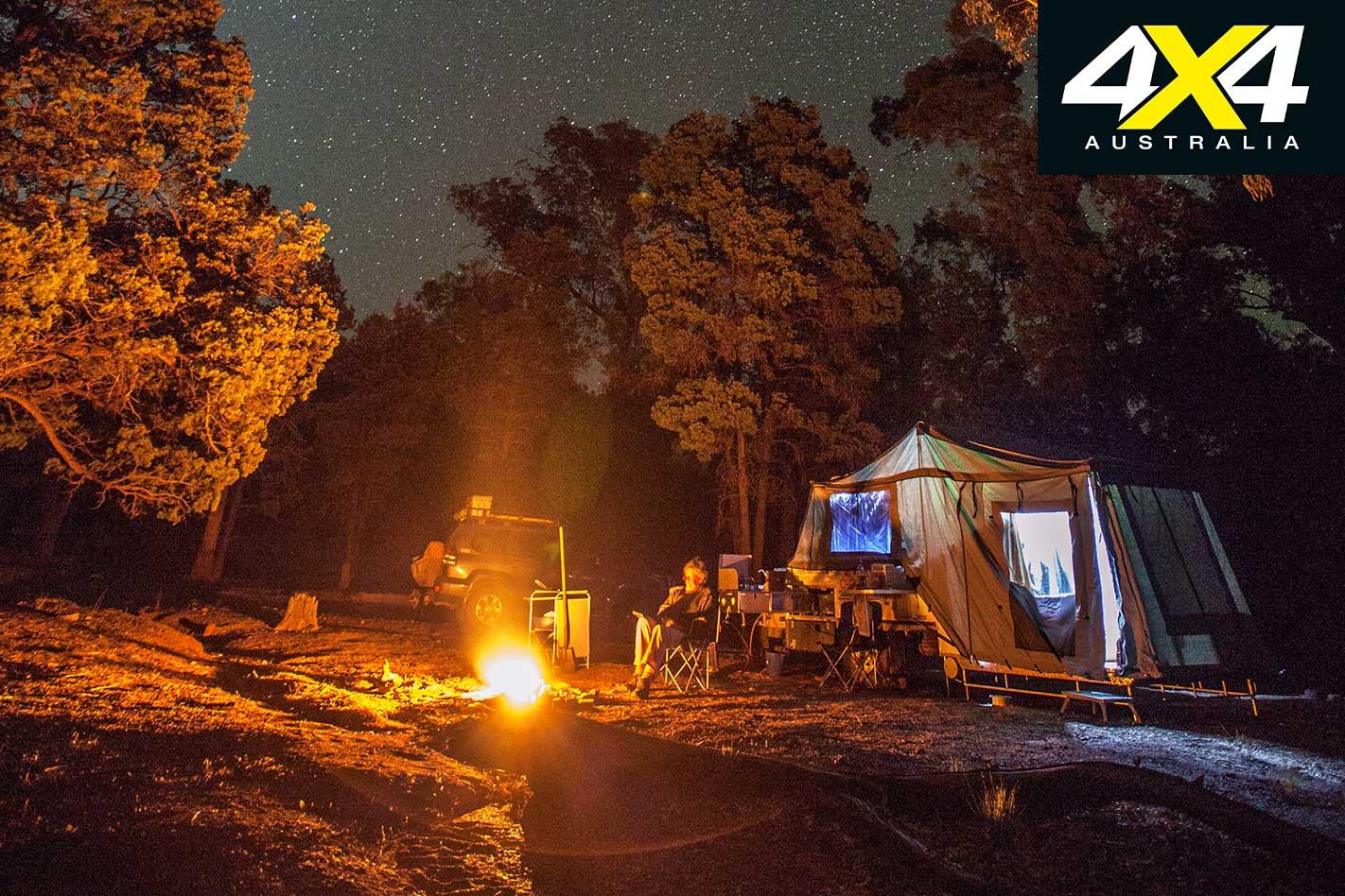 4 X 4 Trip Through The Copper Track Camping Jpg