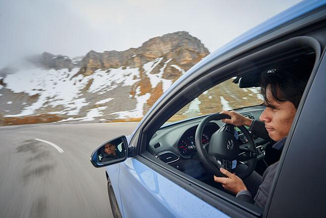 Hyundai i30 N Austrian Alps