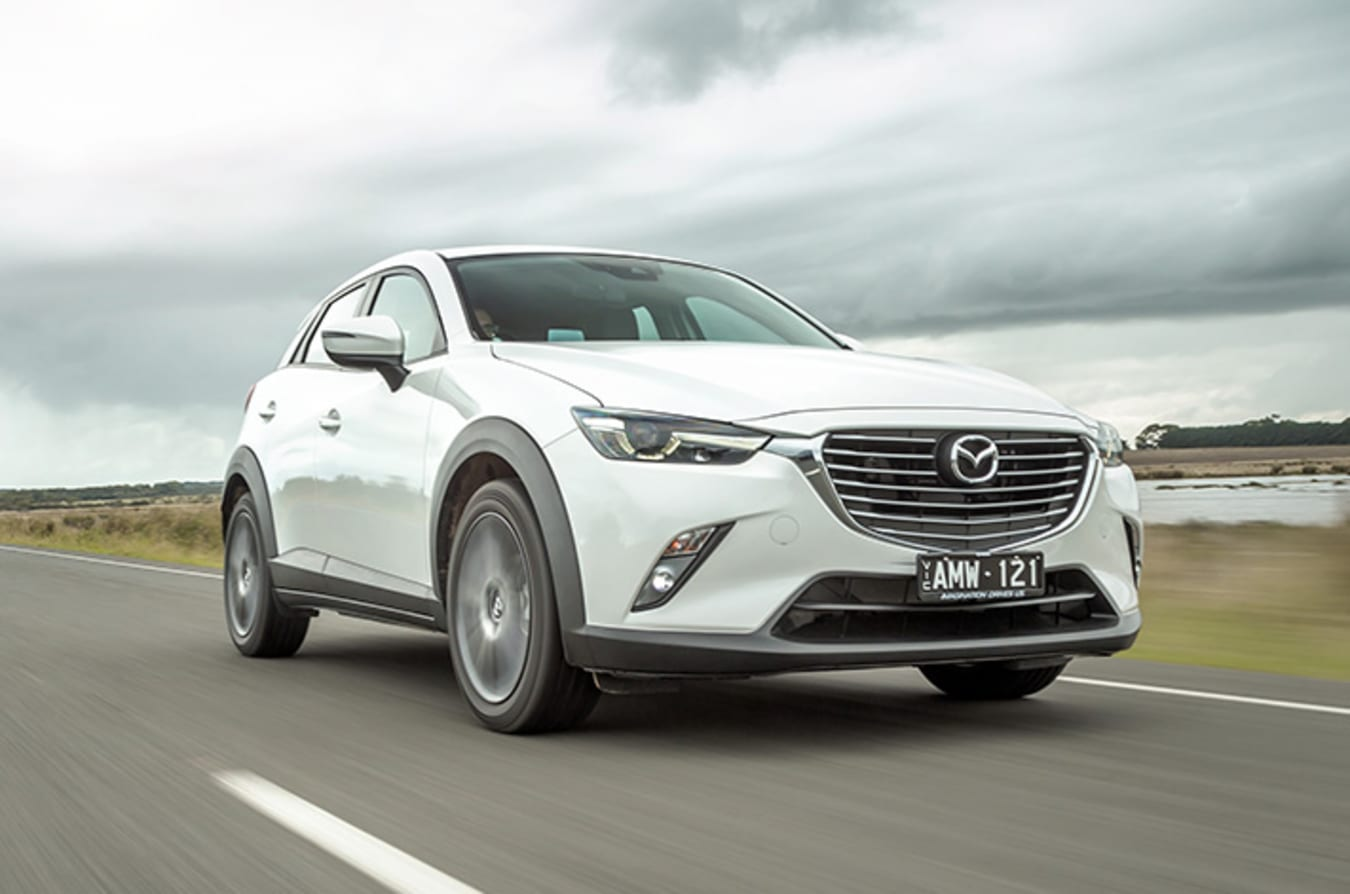 Mazda Cx 3 Front Q Rolling Low Jpg