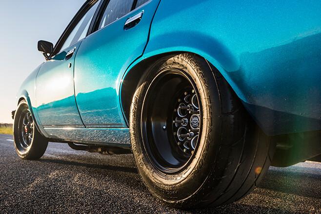 Holden Torana wheel