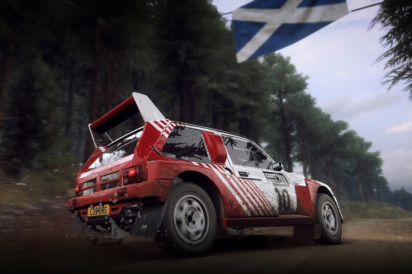 Dirt Rally 2.0 Flat Out pack