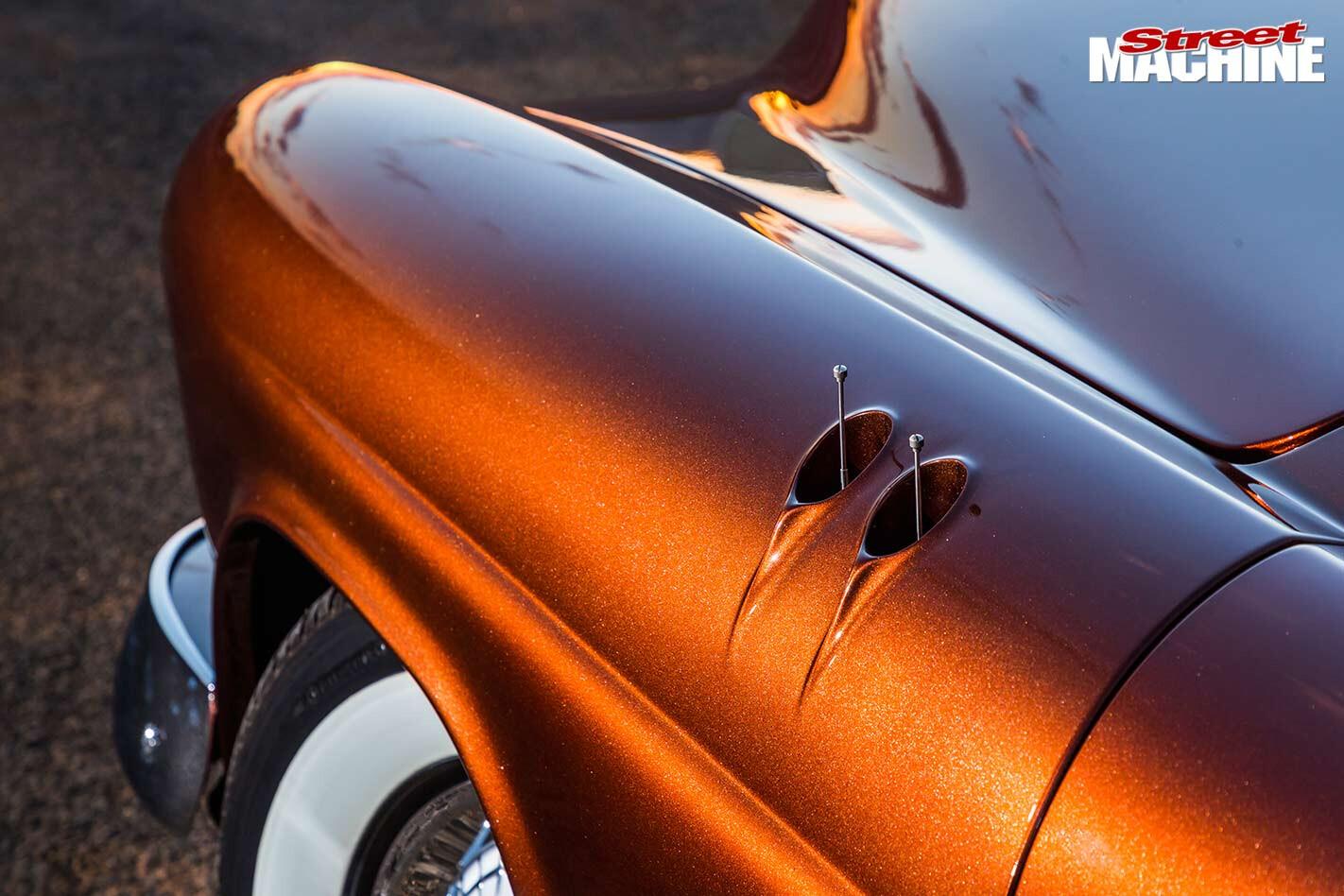 Jaguar Mark 10 aeriel