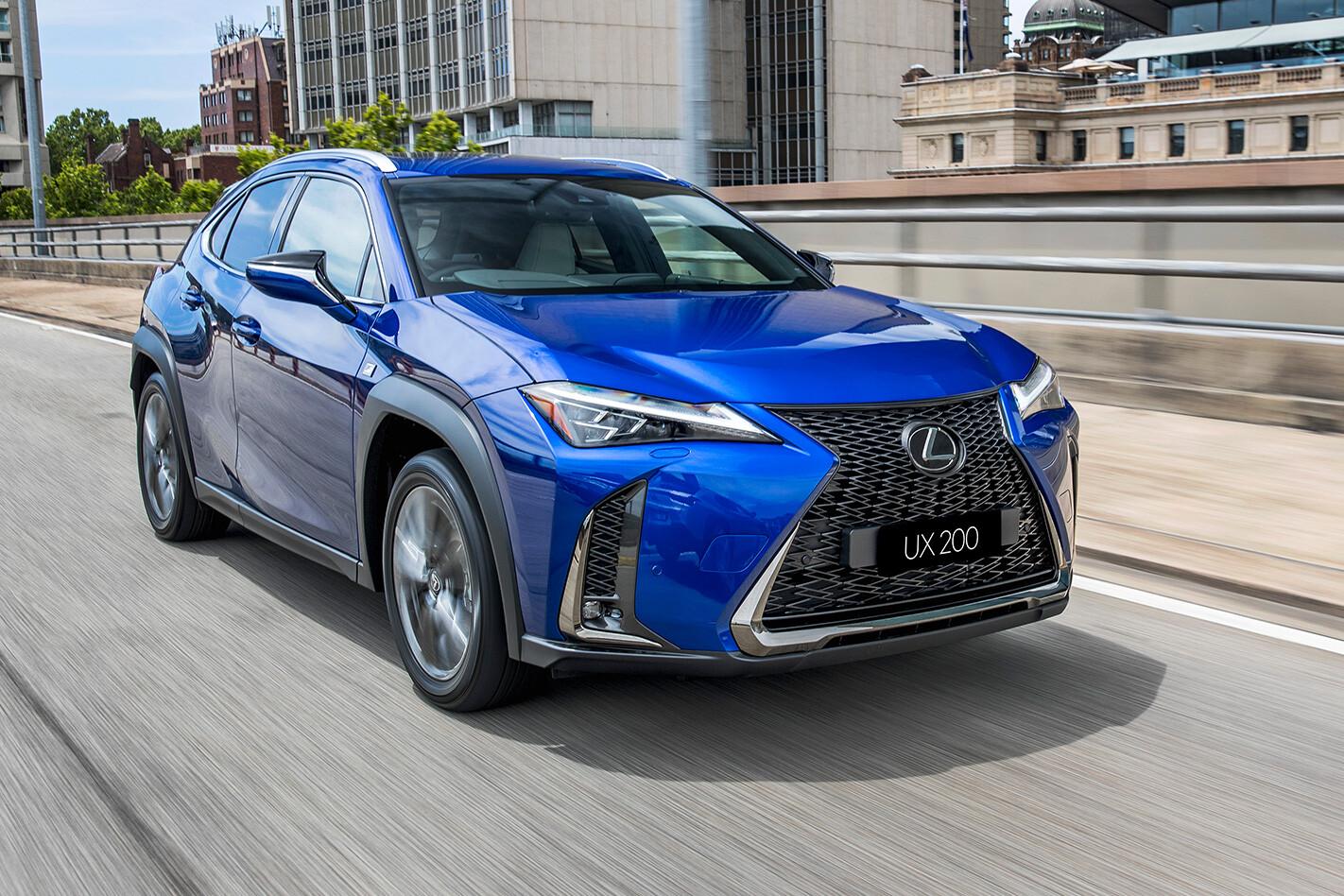 Lexus Ux Front Jpg