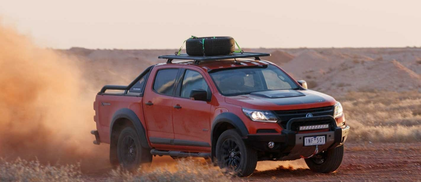 2018 Holden Colorado Z 71 Extreme 4 X 4 Review Jpg