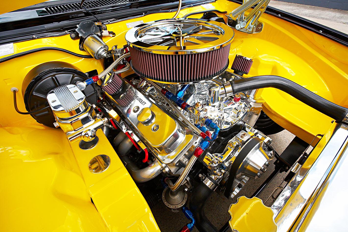 Holden Torana SS engine