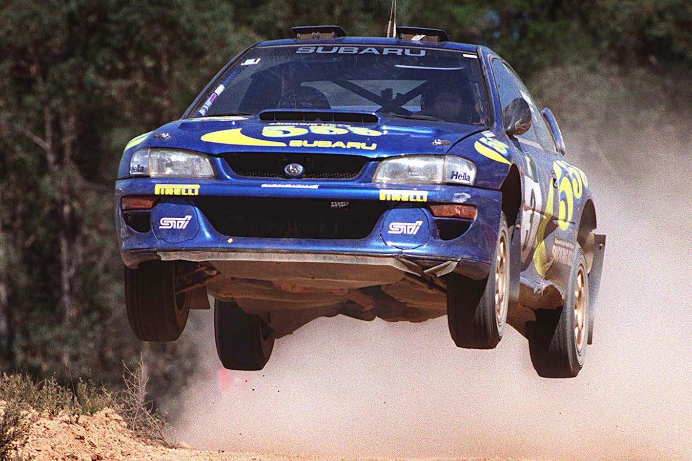 Subaru Impreza Wrx Sti Jump Jpg