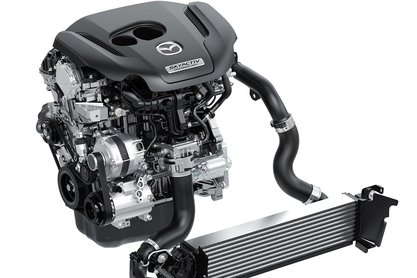 Mazda Turbo Cx 9 Engine Jpg