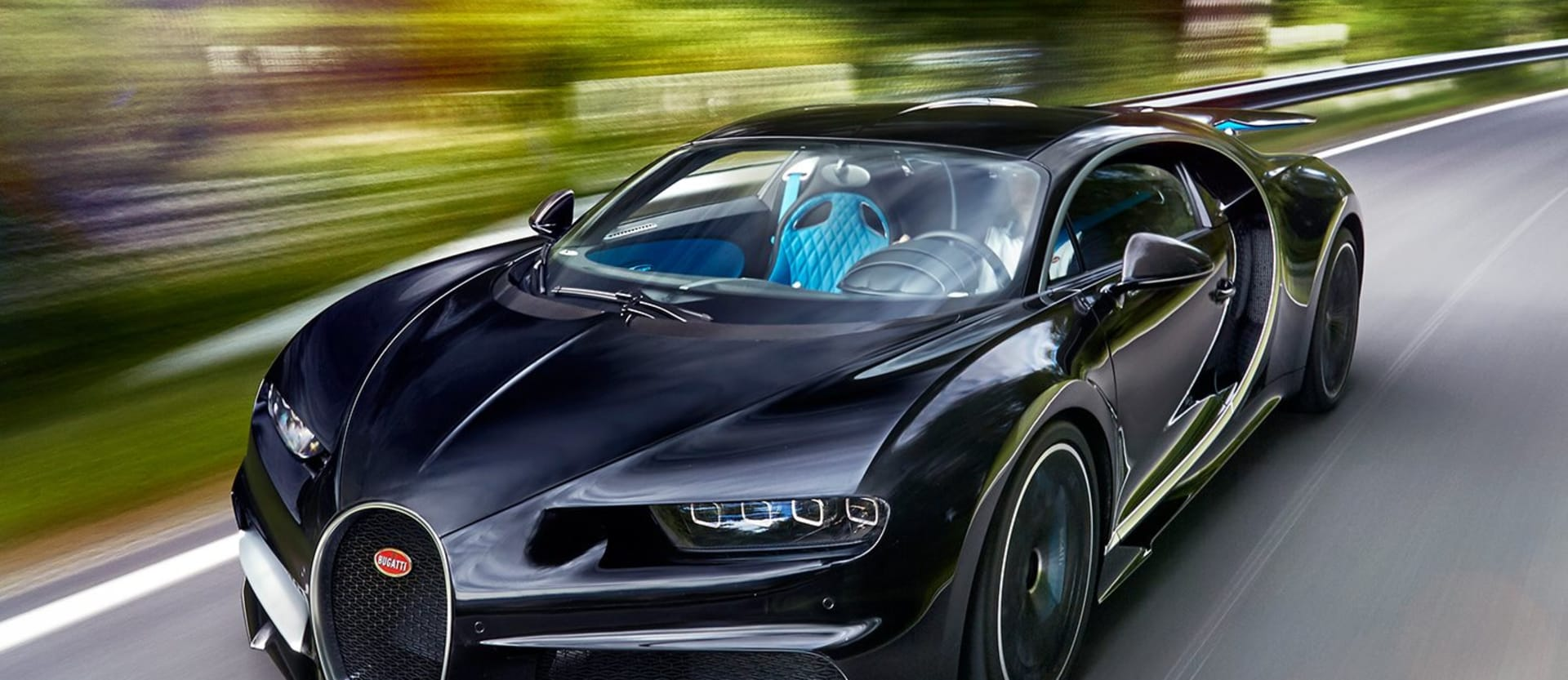 Bugatti Chiron secrets revealed