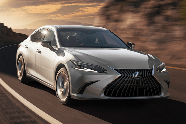 2021 Lexus ES Normal Png