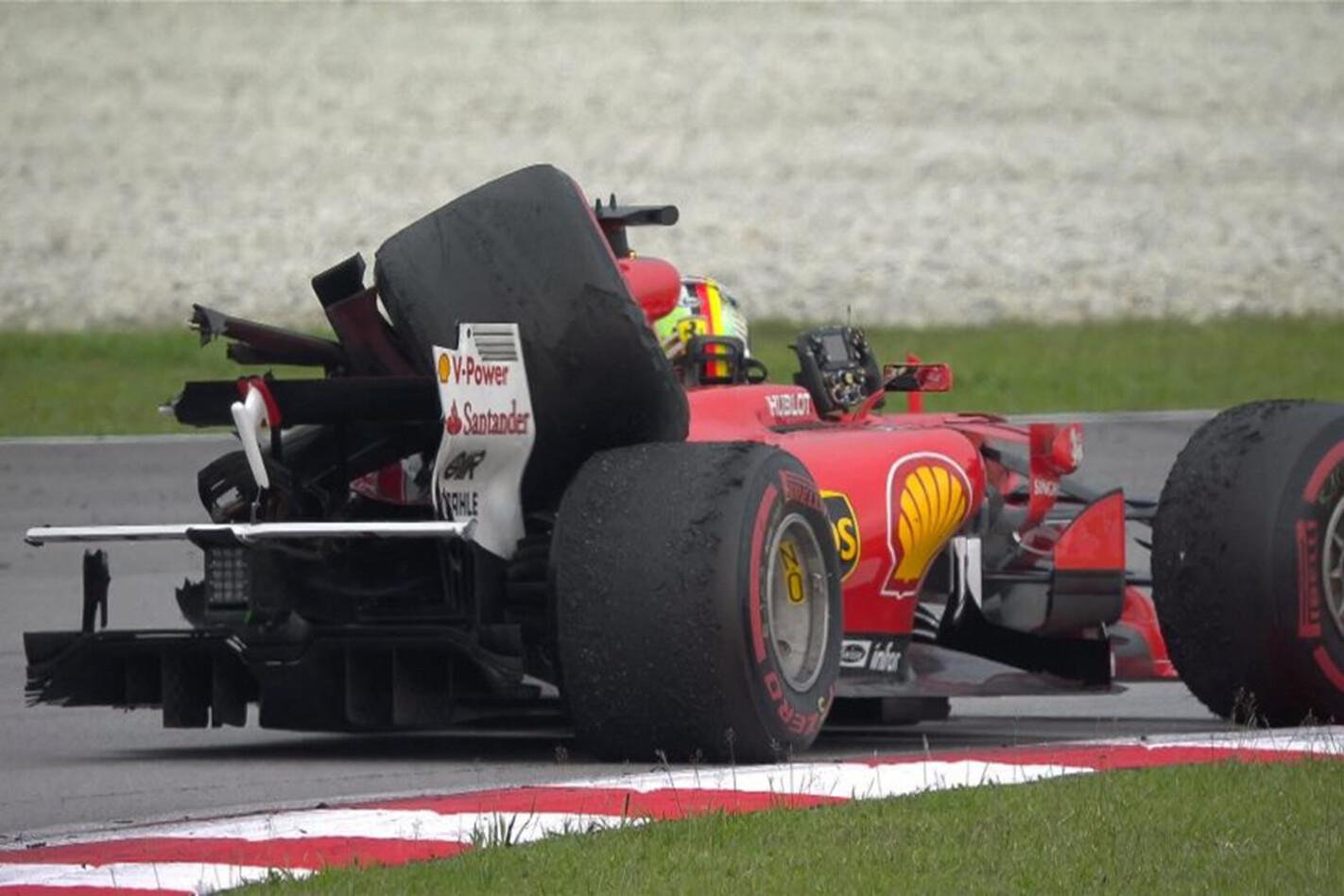 Max Verstappen wins 2017 Malaysian Grand Prix