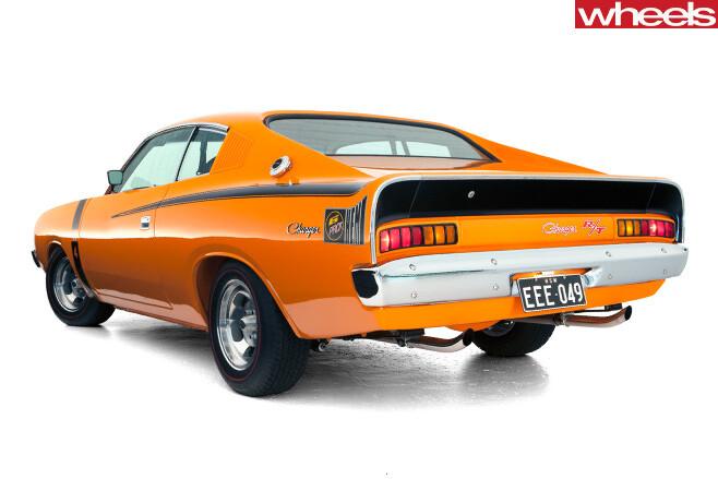 Original -Dodge -Charger -sold -in -Australia