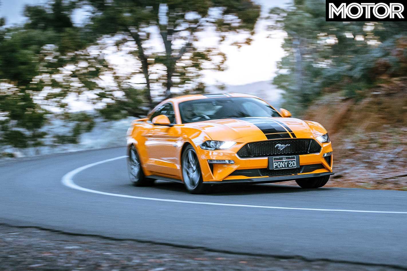 2018 Ford Mustang GT Fast Sweeping Bend Jpg