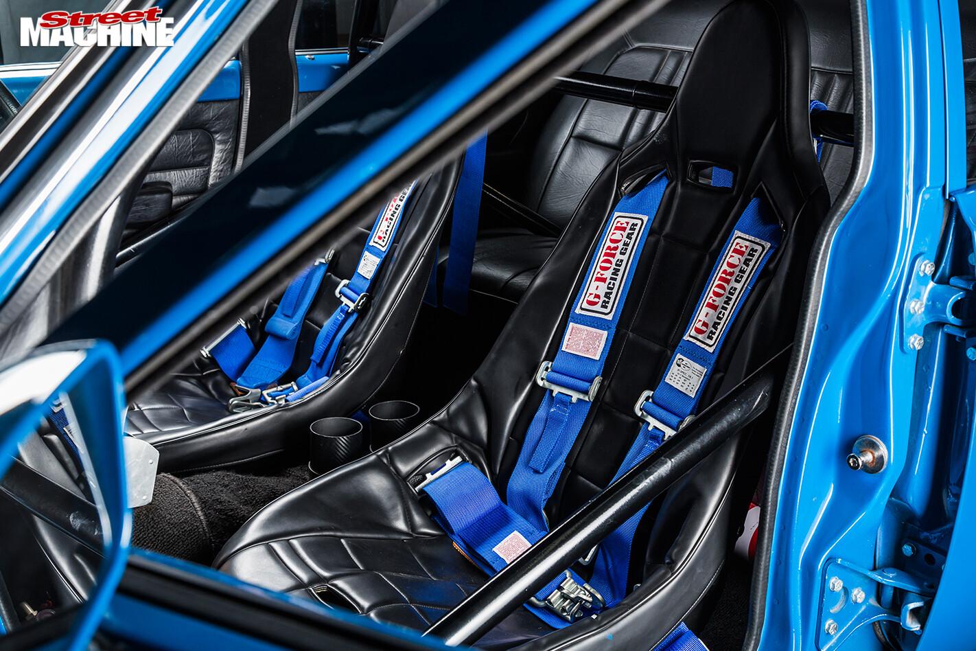 Holden -LH-Torana -seats