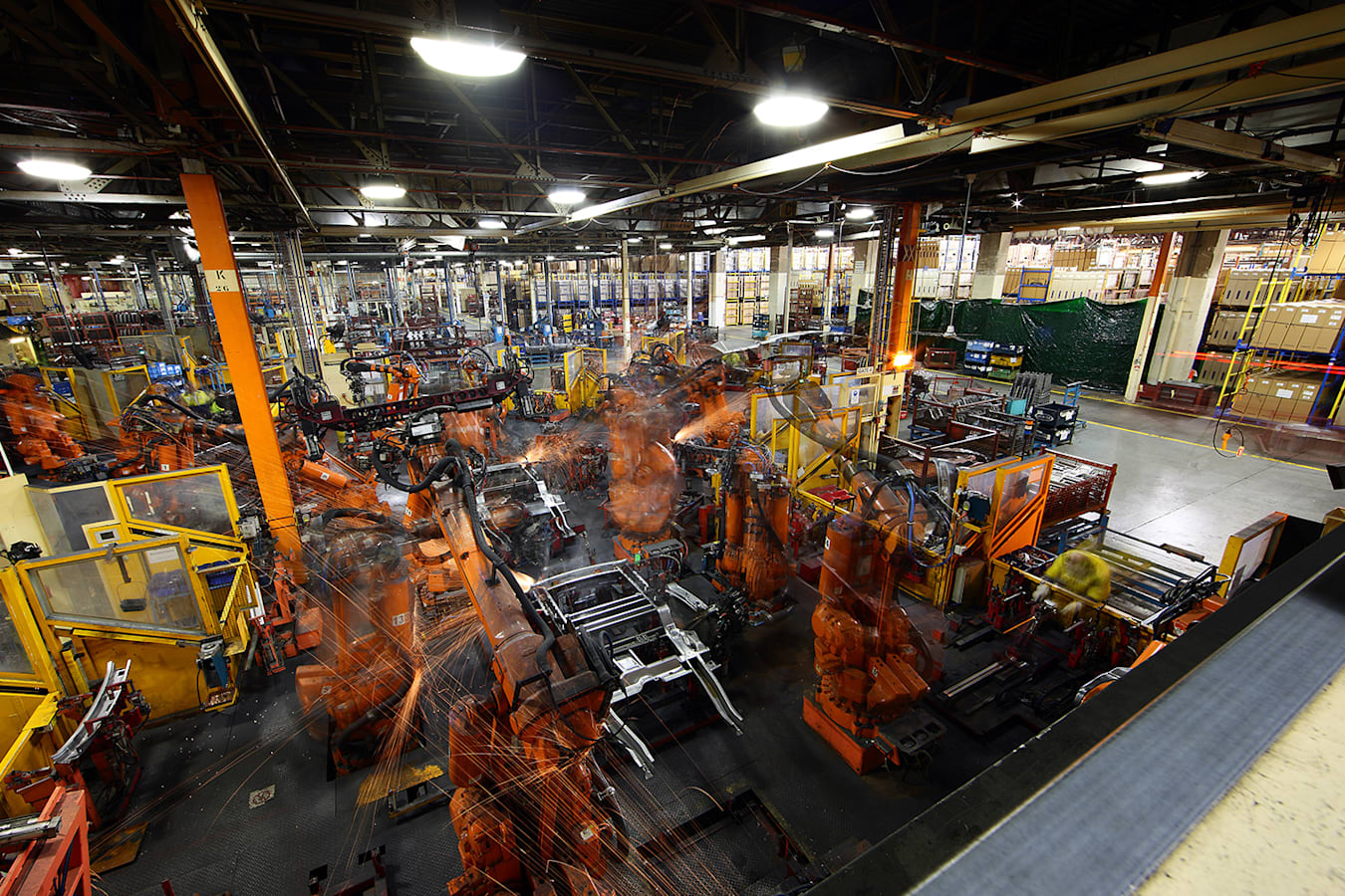 Ford Local Manufacturing Machines Jpg