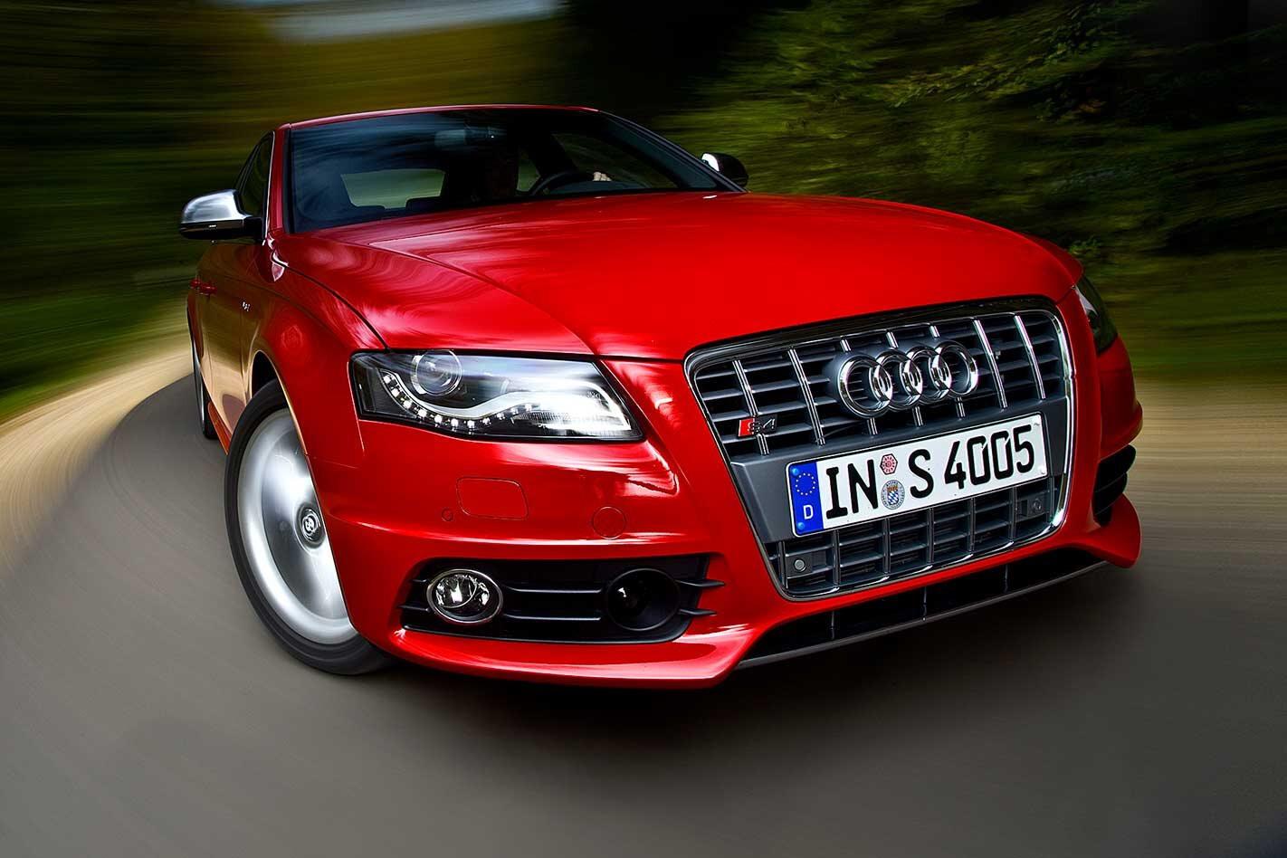 2008 Audi S4 review classic MOTOR
