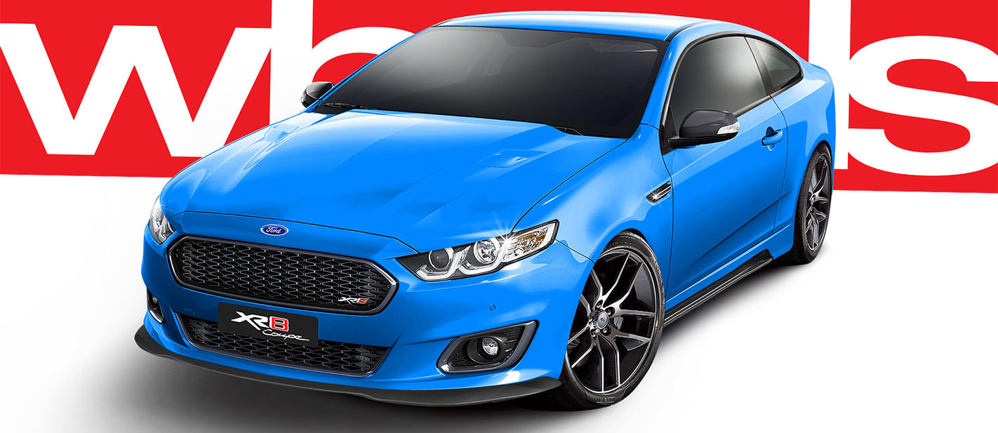 Ford Falcon FGX XR8 Coupe