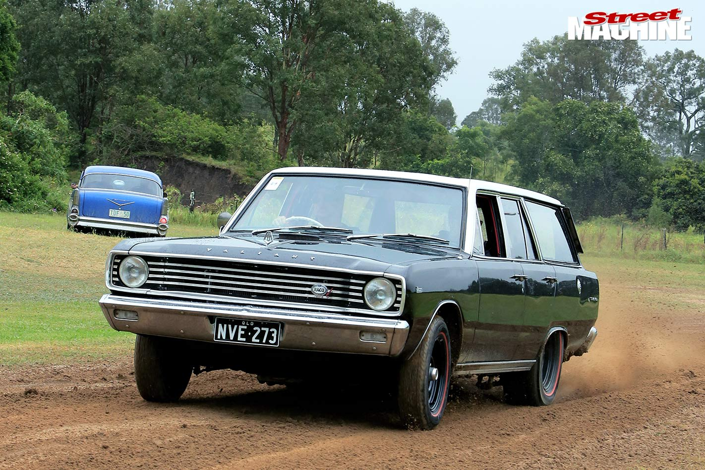 VE Valiant wagon