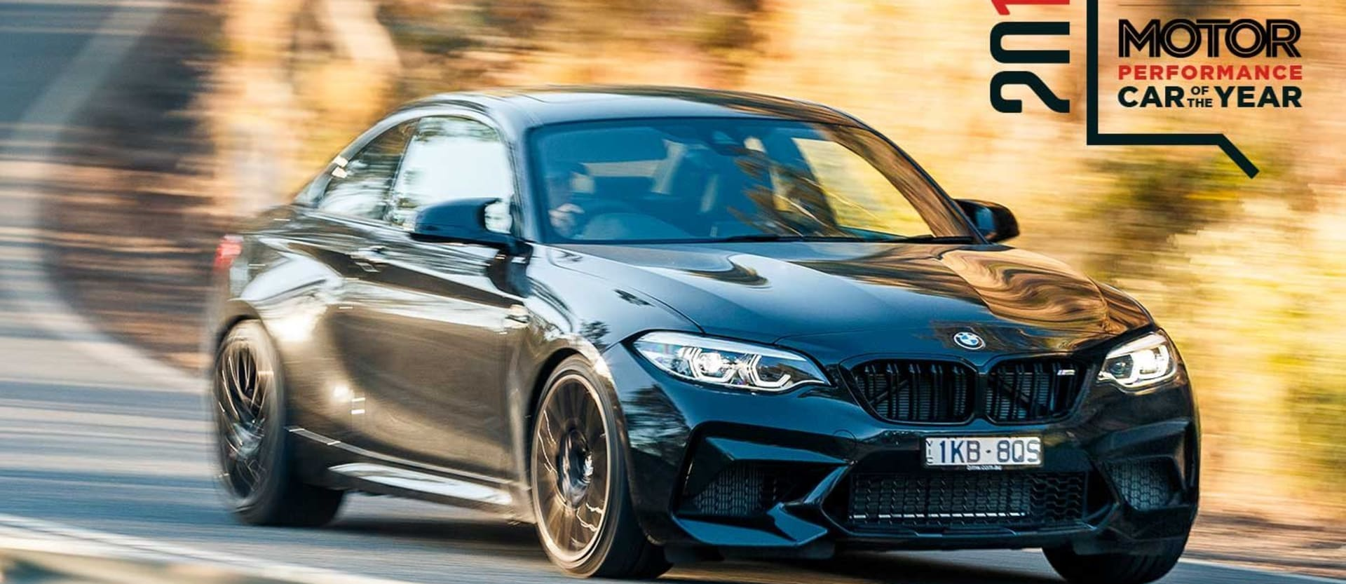 Performance Car of the Year 2019 2nd place BMW M2 Competition