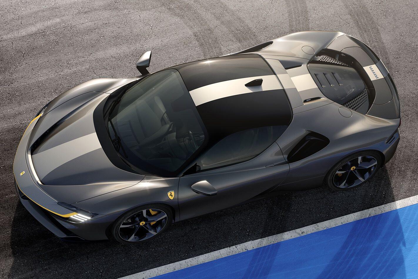 Ferrari SF90 hybrid e-motor