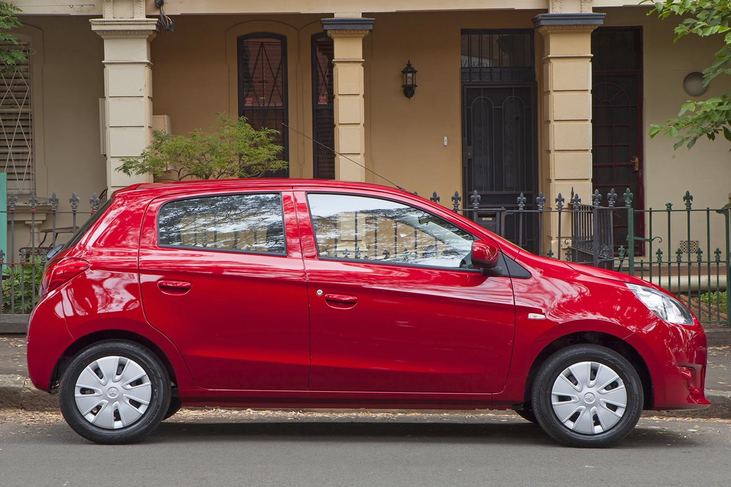 2017 Mitsubishi Mirage takes title as Australia's cheapest auto-equipped car