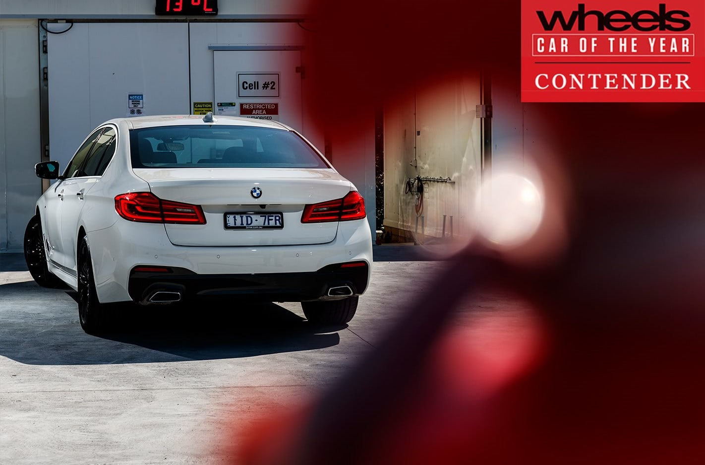 BMW 5 Series 2018 Car of the Year contender