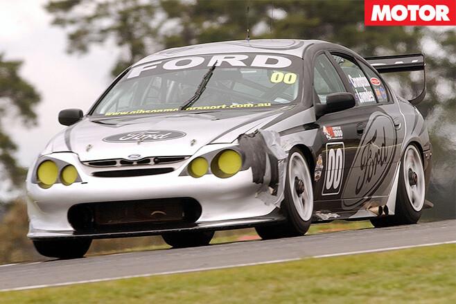 Gibson Motorsport AU Falcon