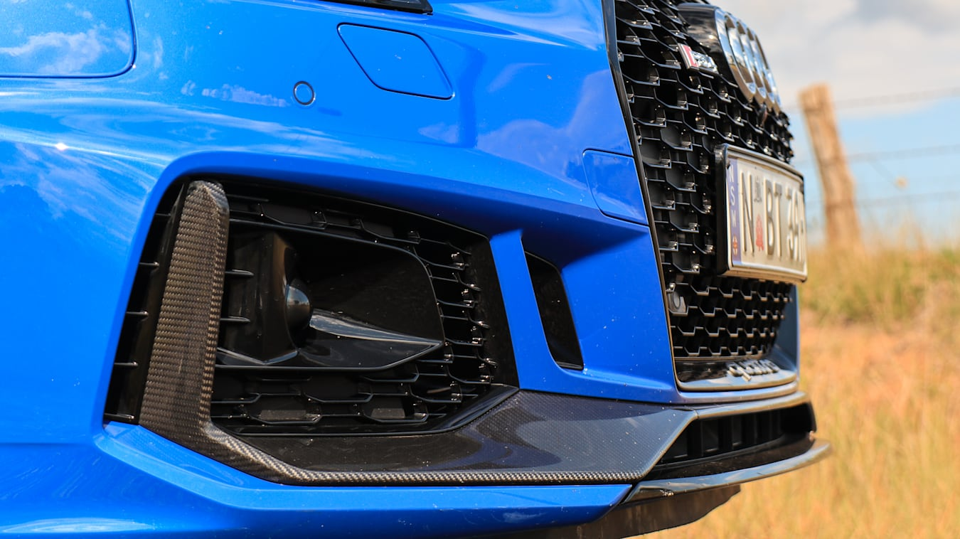 2019 Audi RS4 Avant