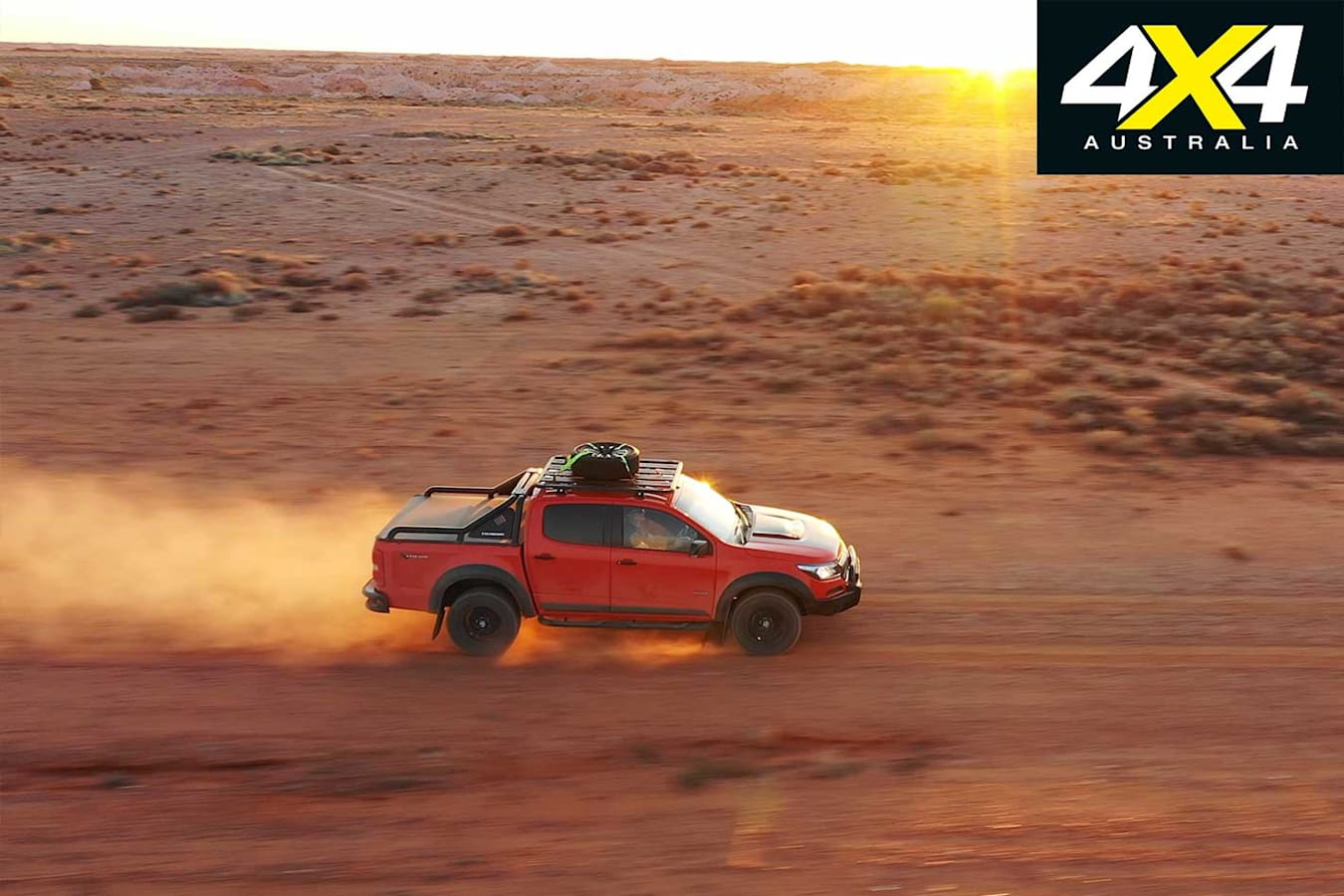 2018 Holden Colorado Z 71 Extreme Off Road Track Jpg