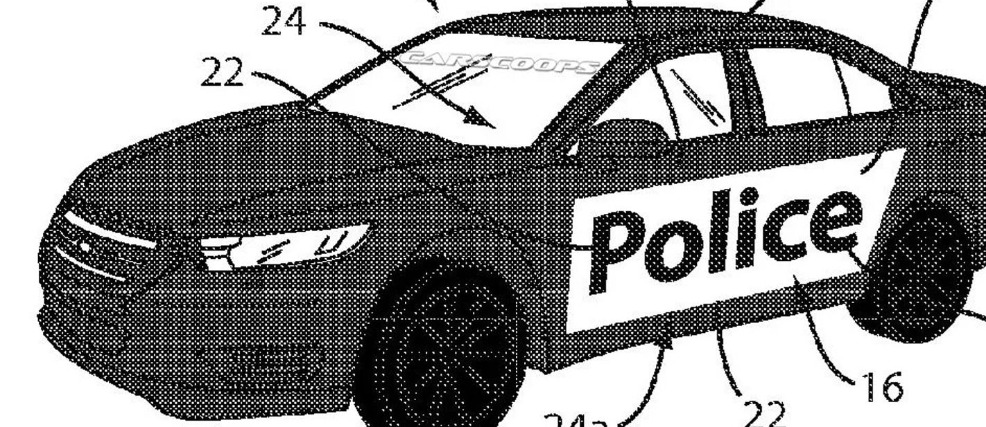 Ford Changing Colour Police Jpg