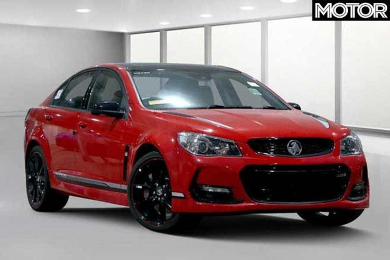 First Holden Commodore Motorsports Edition Story Jpg