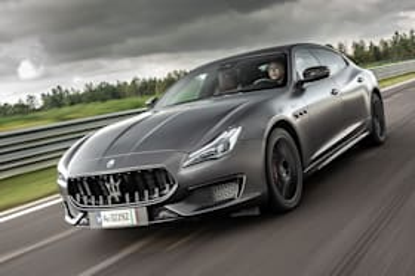 2021 Maserati Quattroporte Trofeo review