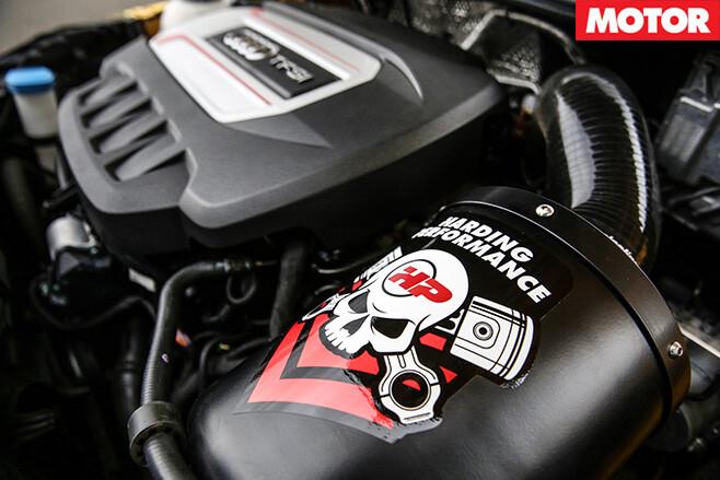 Harding performance S1 engine