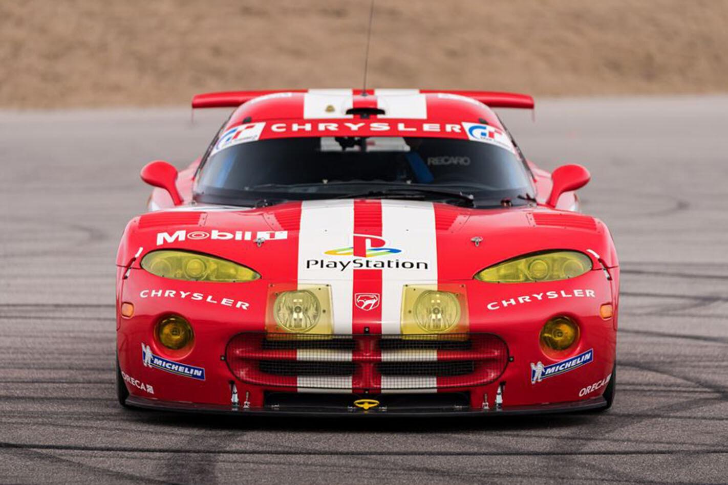 Chrysler Viper Gtsr Le Mans 281 29 Jpg