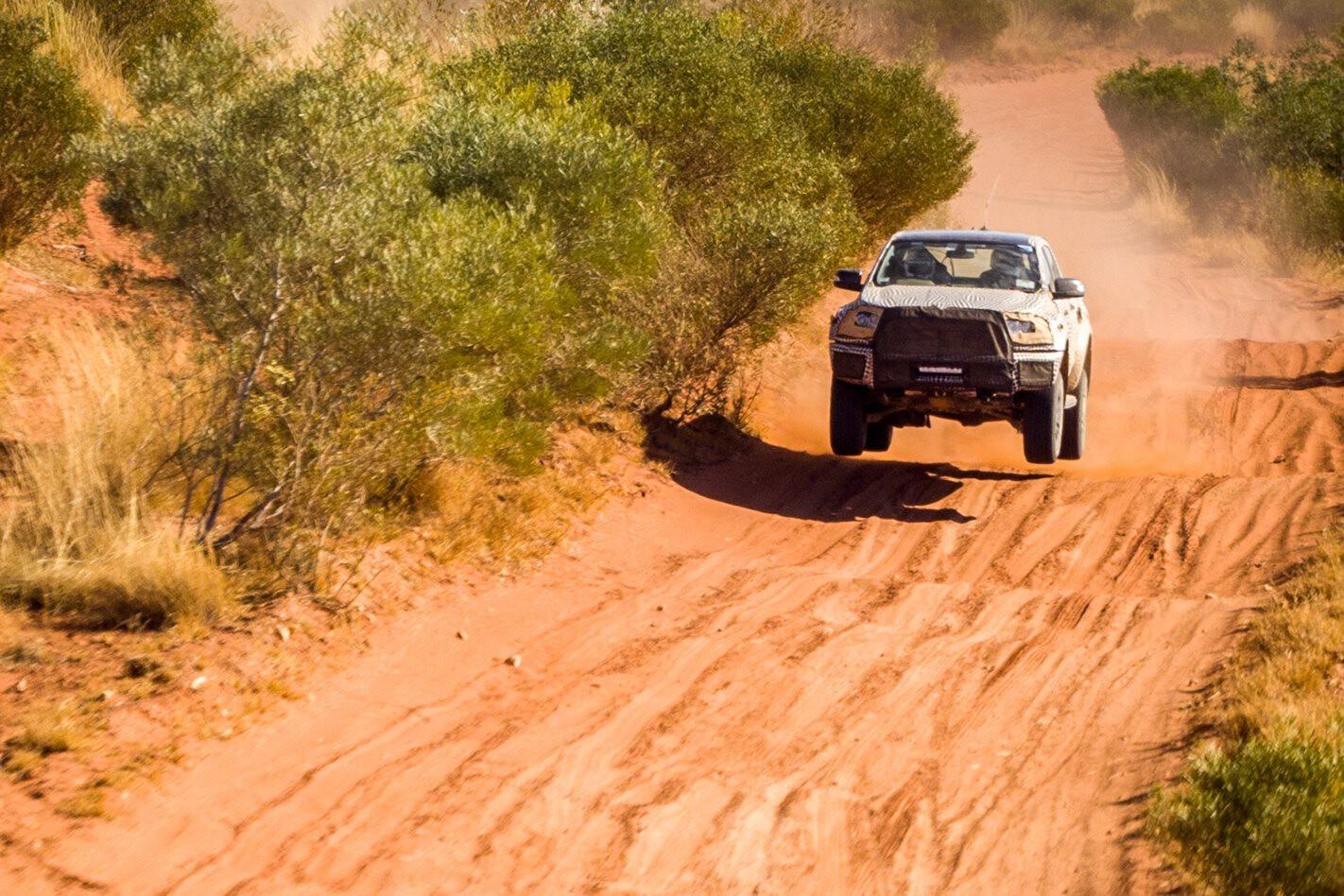 Ford Ranger Raptor Front Jpg