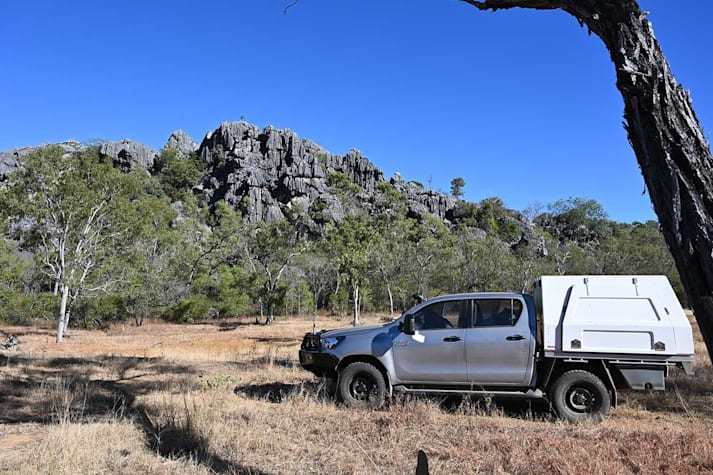 Chillagoe QLD 4x4 travel guide