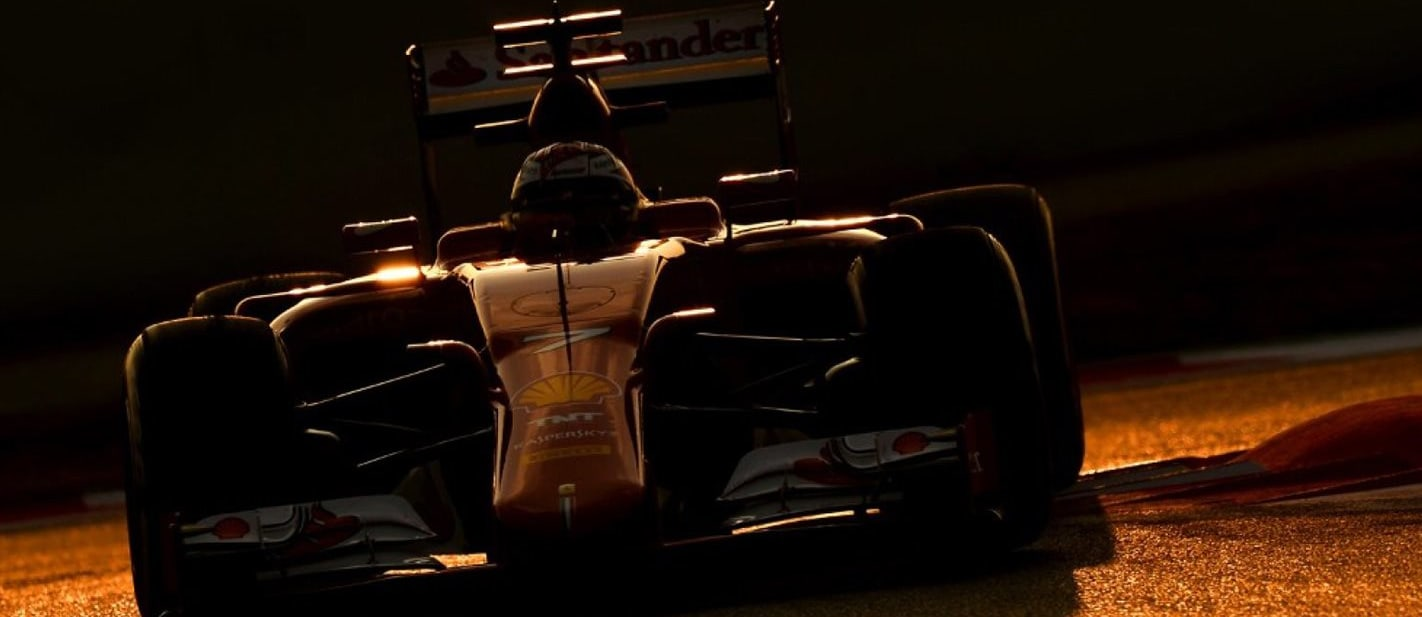 F 1 Car Driving Front Jpg