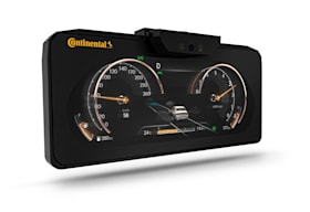 continental 3d instrument cluster